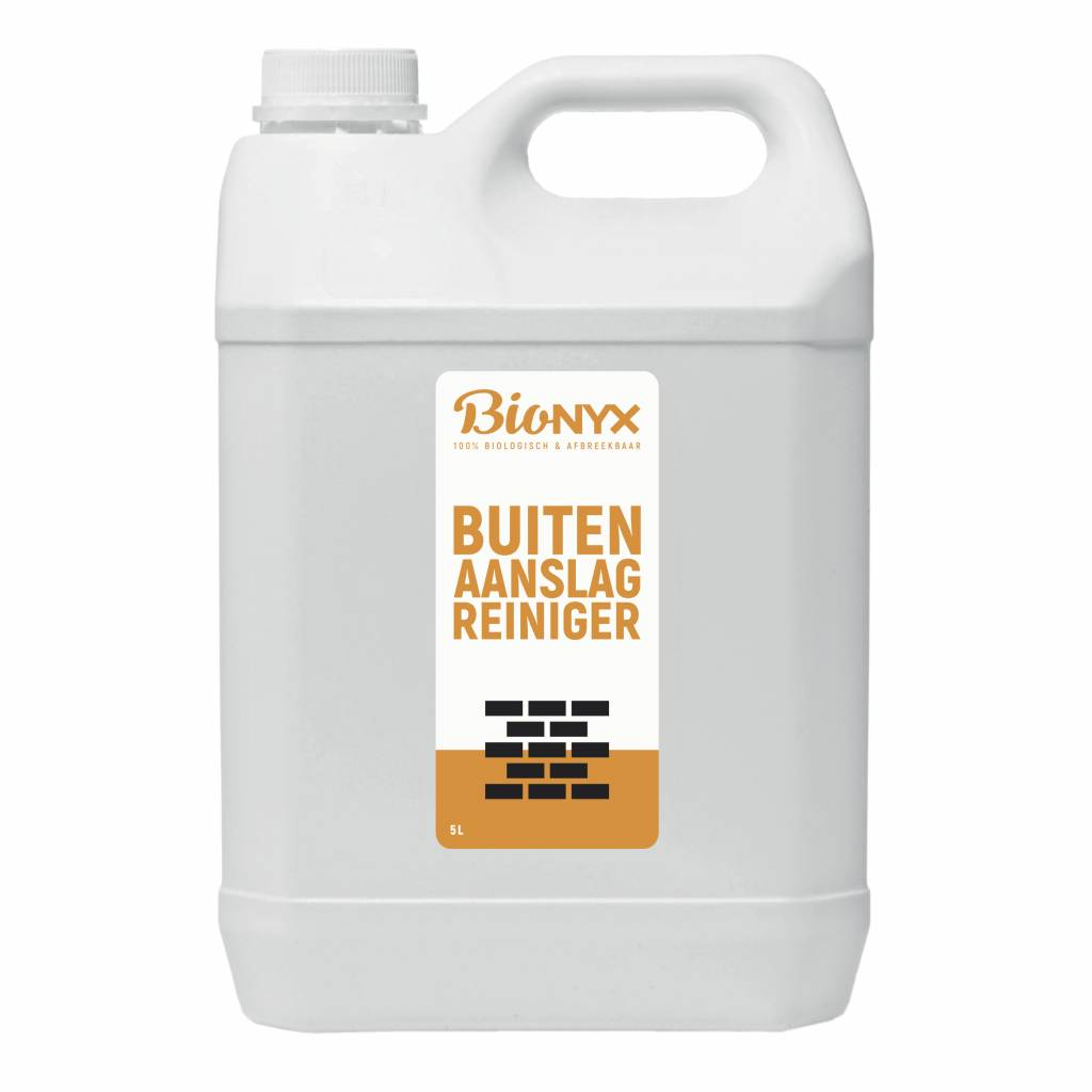 Biologische Buiten Aanslagreiniger van BIOnyx | Buiten Aanslagreiniger (5 liter)