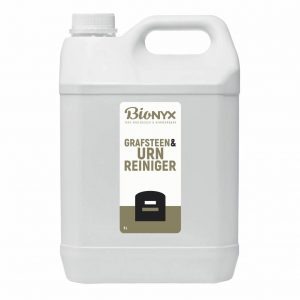 Biologische Grafsteen & Urnreiniger van BIOnyx | Grafsteen & Urnreiniger (5 liter)