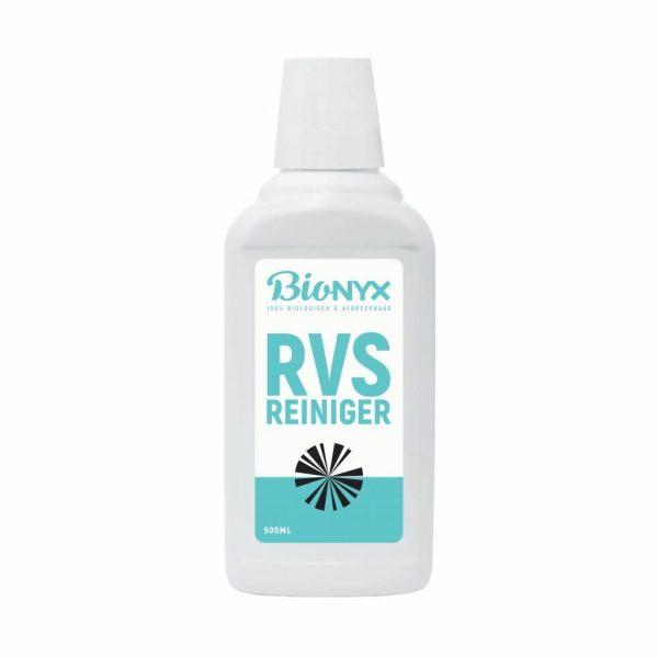 Biologische RVS reiniger van BIOnyx | RVS reiniger (500 ML)