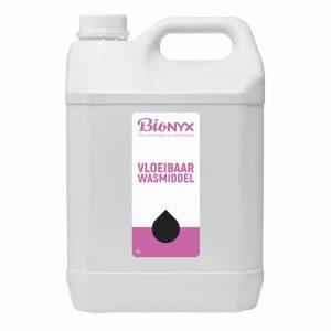 Biologisch Vloeibaar wasmiddel van BIOnyx | Vloeibaar wasmiddel (ruim 150 natuurlijke wasbeurten) (5 L)