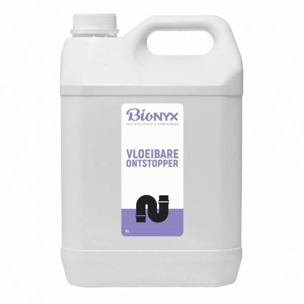 Biologische Vloeibare ontstopper van BIOnyx | Vloeibare ontstopper (5 L)