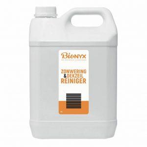 Biologische Zonwering & Dekzeilreiniger van BIOnyx | Zonwering & Dekzeilreiniger (5 liter)