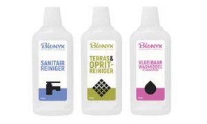 BIOnyx biologische schoonmaakmiddelen