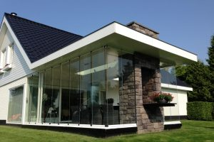 BIOnyx Glas en Kozijnenreiniger Glas Schuifwand