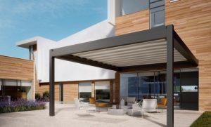 BIOnyx RVS reiniger terrasoverkapping